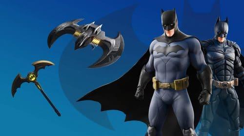 Crossover entre Fortnite e Batman trará uma nova série em quadrinhos