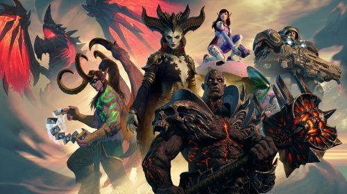 Blizzard está desenvolvendo um jogo multiplayer AAA não anunciado