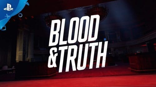 Próximo jogo da SIE London Studio, de Blood & Truth, tem