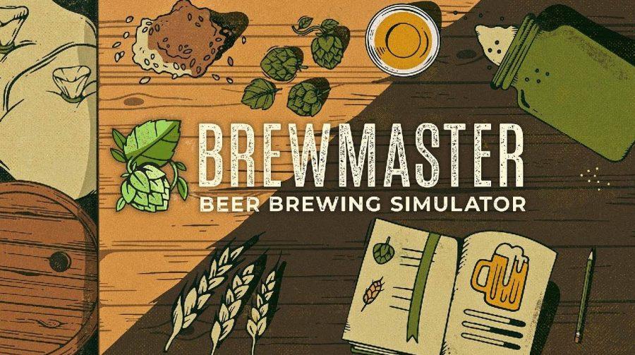 Desce mais uma rodada! Brewmaster, um simulador de preparação de cerveja, é anunciado