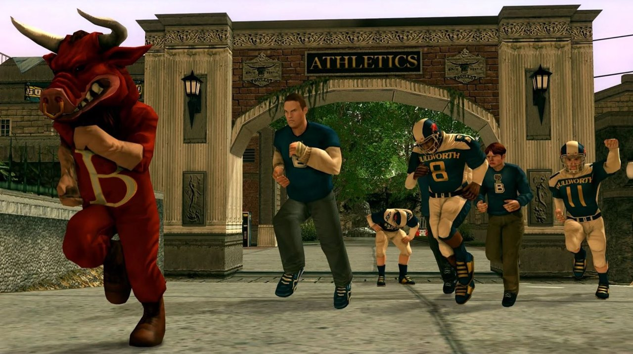 Bully PlayStation 2