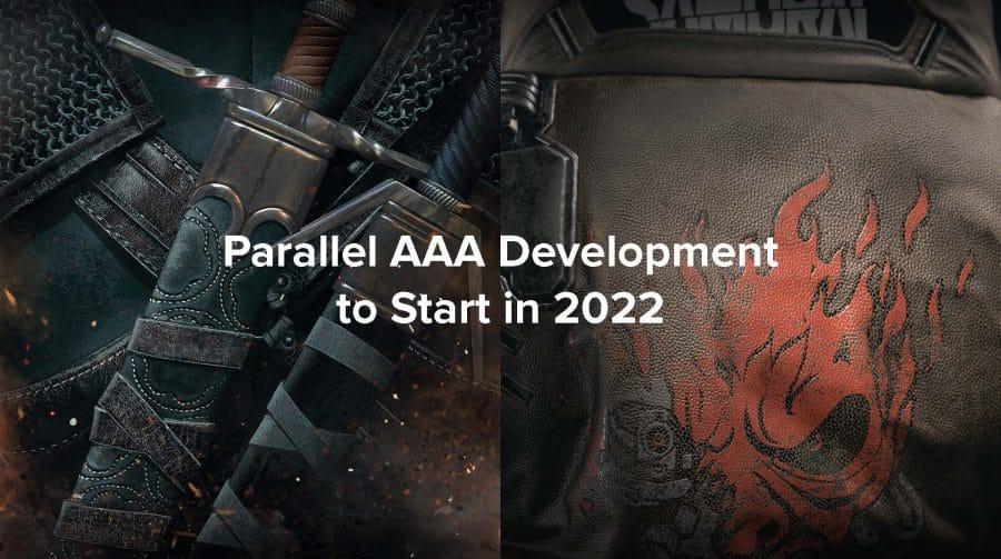 CDPR trabalhará simultaneamente em Cyberpunk e The Witcher em 2022