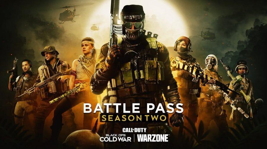 Conheça mais das novas skins de Call of Duty: Warzone
