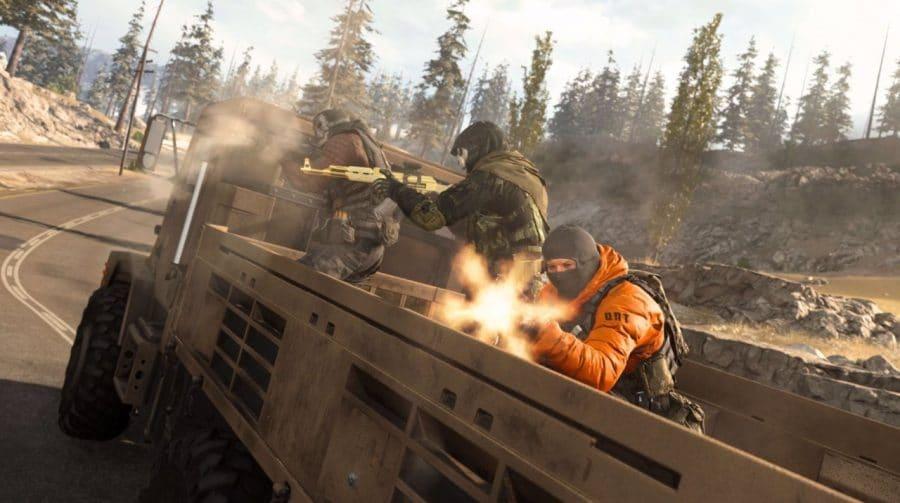 Problemas com caminhões em Warzone? Jogador explode veículo facilmente