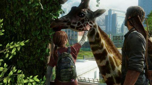 Você notou? Easter egg da cena das girafas é encontrada em The Last of Us 2