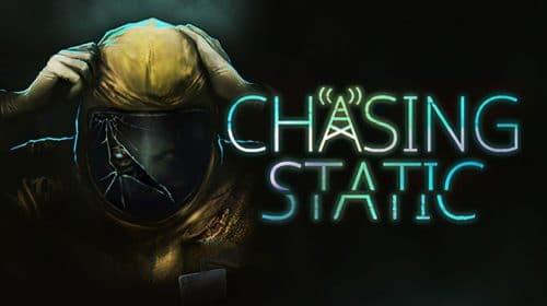 Chasing Static, um jogo de terror com