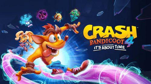 Crash Bandicoot 4: It's About Time no PS5: vale a pena?