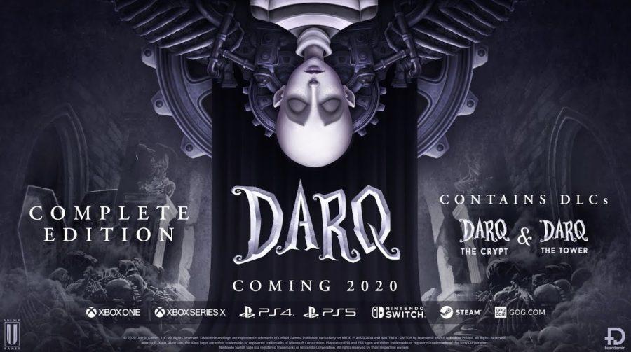 DARQ: Complete Edition chegará ao PS5 no fim de março