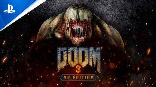 Inferno na realidade virtual! DOOM 3: VR Edition é anunciado para PlayStation VR