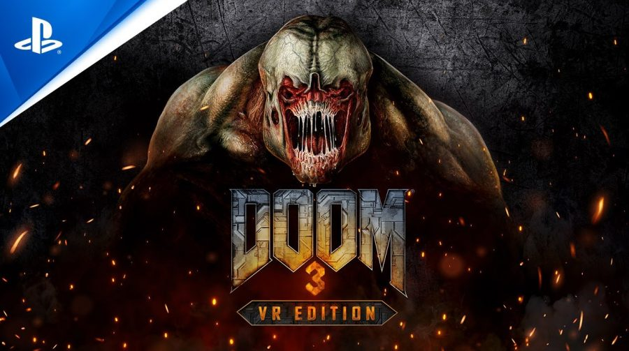 Inferno na realidade virtual! DOOM 3: VR Edition é anunciado para PlayStation VR