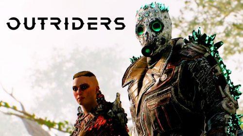 Demo de Outriders recebe update que melhora a análise do sistema