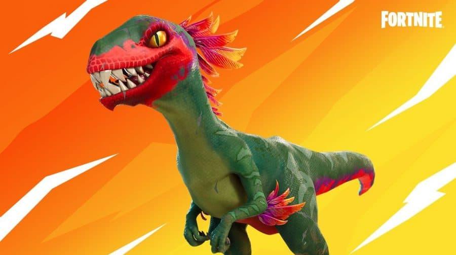 Jurassic Park? Dinossauros chegam ao Fortnite em novo update