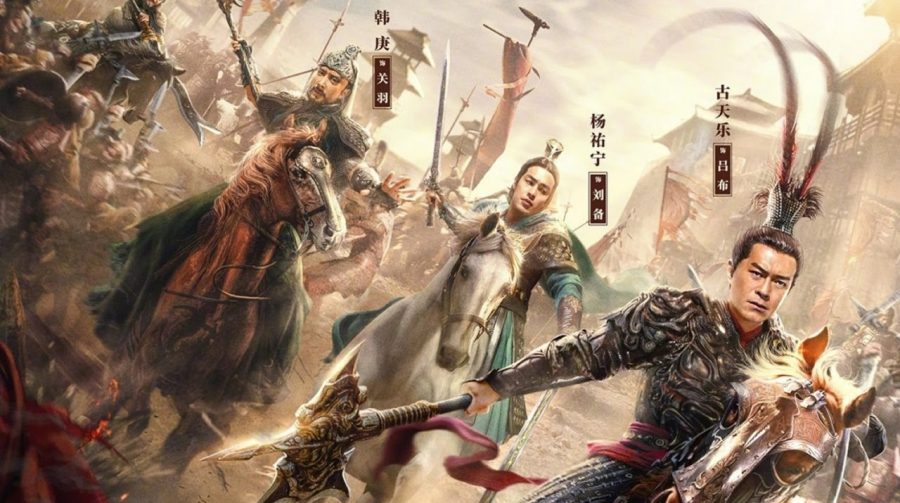 Live-action de Dynasty Warriors recebe novo trailer explosivo