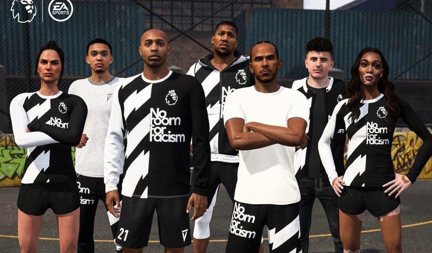 EA Sports quer melhorar ferramentas para combater racismo em FIFA 21