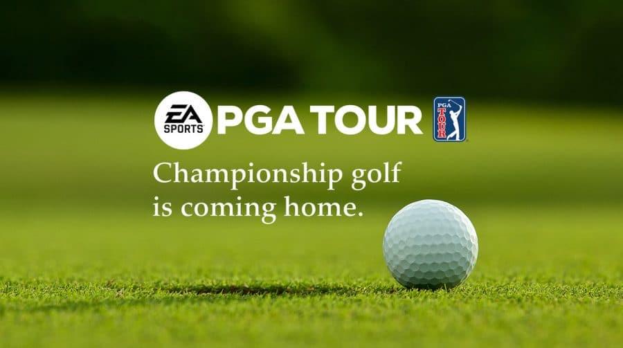 Electronic Arts anuncia EA Sports PGA Tour, um jogo de golfe para a nova geração