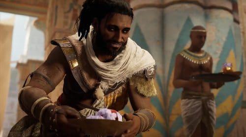 Electronic Arts publicará jogo do estúdio de ator de Assassin's Creed Origins