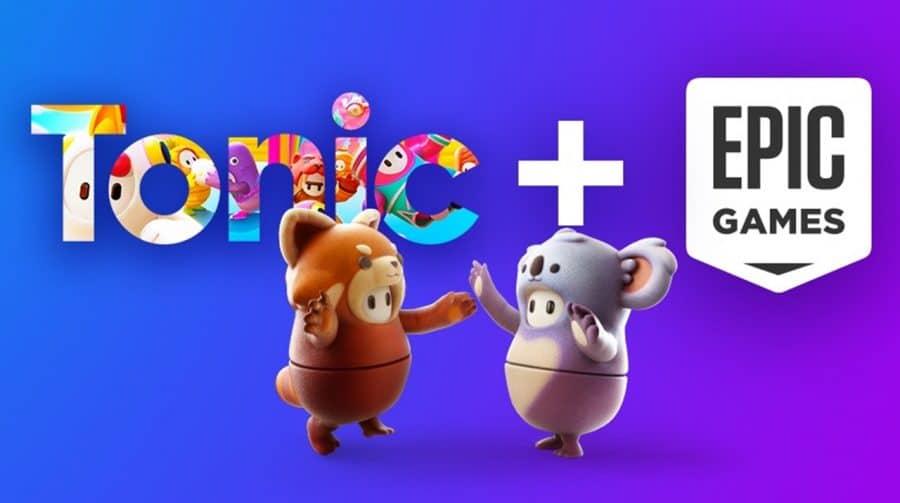 Epic Games confirma compra da Mediatonic, desenvolvedora de Fall Guys