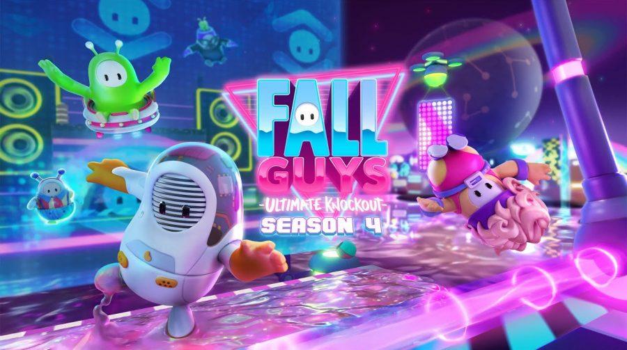 Season 4 de Fall Guys chega nesta segunda (22), com novas fases e mais