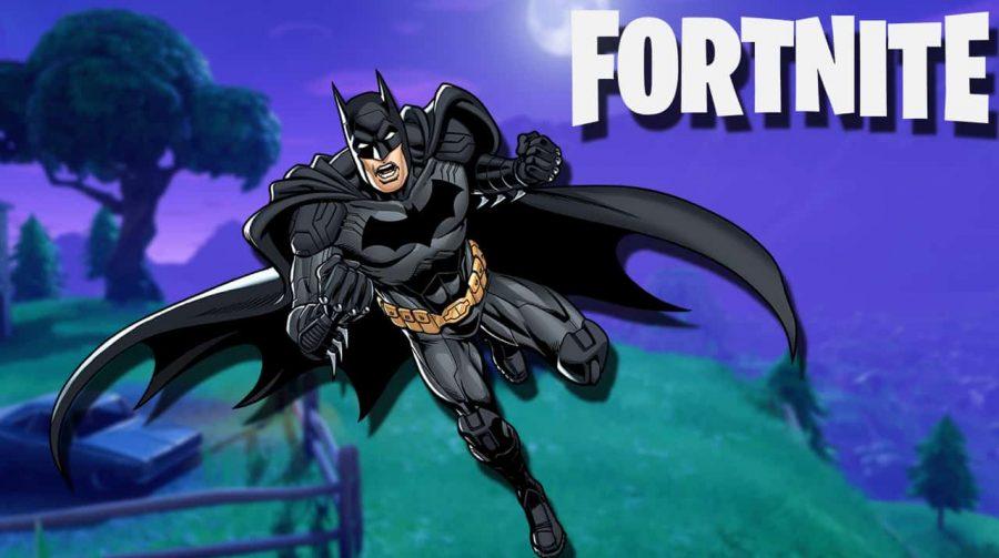 HQ Batman/Fortnite: Zero Point será lançada no Brasil