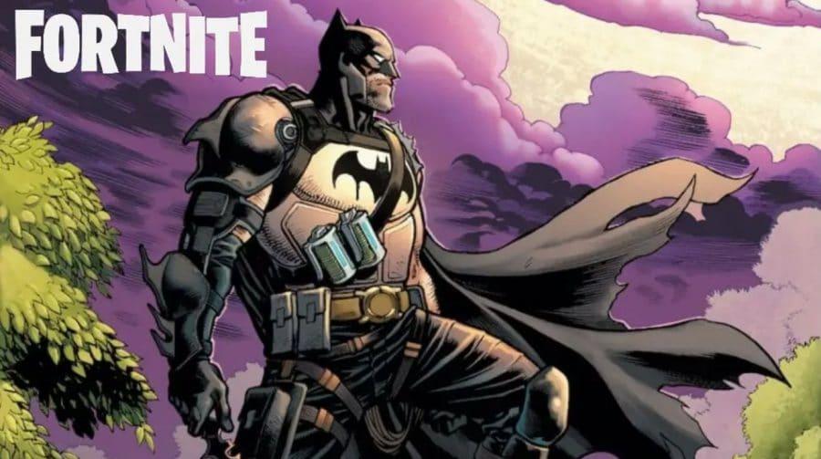 Batman e seu esconderijo podem dar as caras em Fortnite