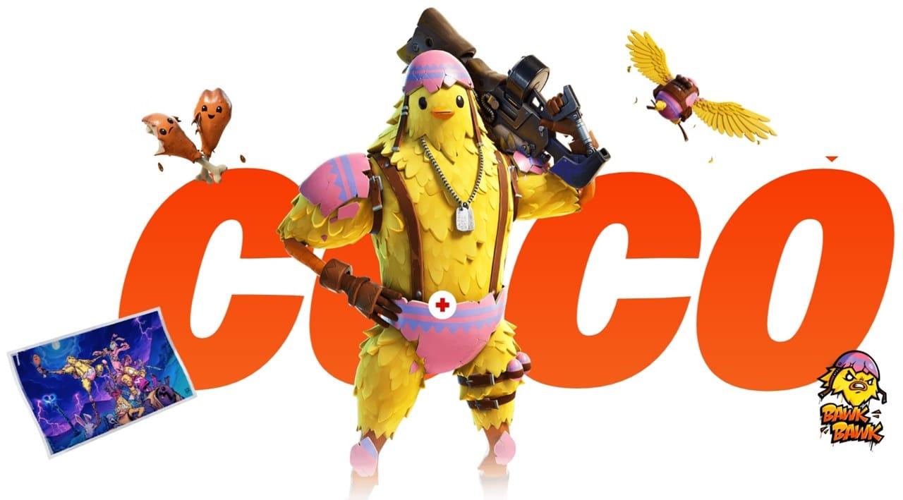 Fortnite Coco