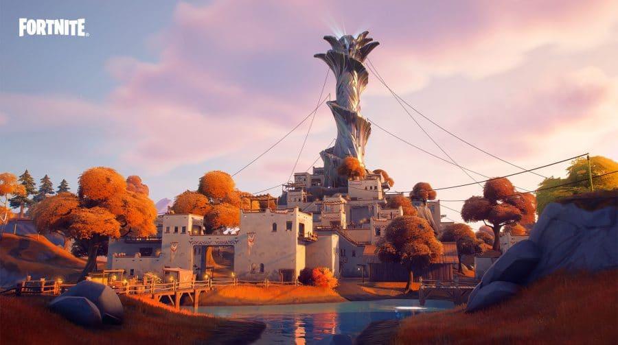 Conheça todas as mudanças do mapa de Fortnite na 6ª temporada