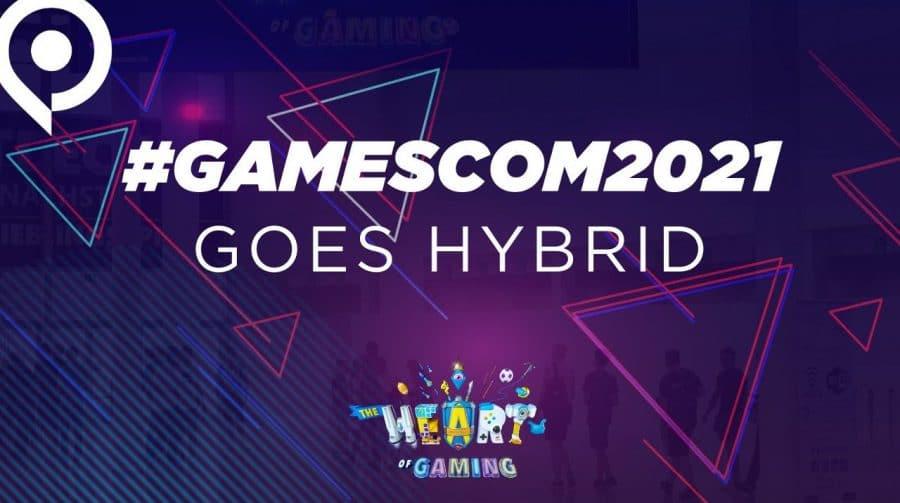 Gamescom 2021 será um evento
