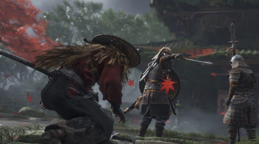 Combate de Ghost of Tsushima levou seis anos para ser otimizado, diz Sucker Punch