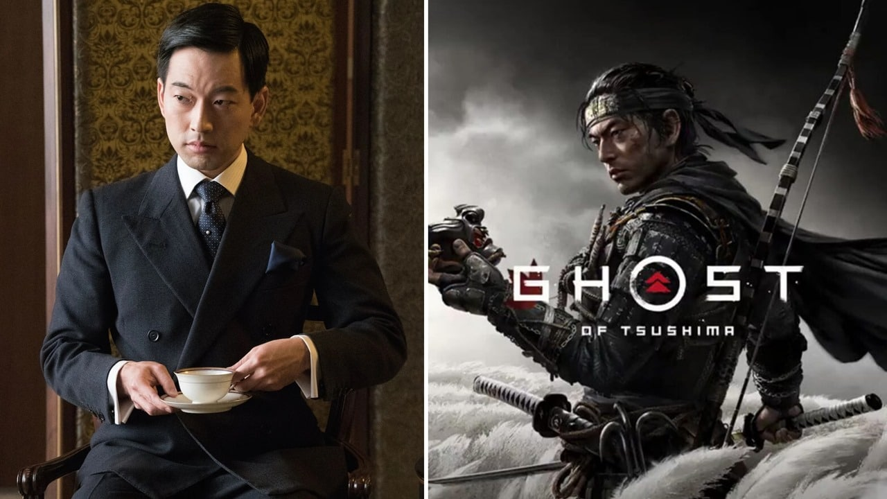 Daisuke Tsusji, ator que interpreta Jin Sakai no game Ghost of Tsushima, quer participar do filme de Ghost of Tsushima.