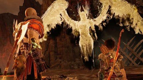 De forma sistemática, dev explica como funcionam as Valquírias de God of War