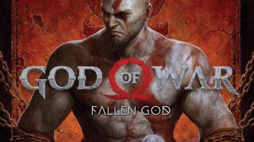 HQ prequel de God of War (2018) tem primeiras páginas reveladas