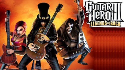 O puro rock n'roll! As 10 melhores músicas de Guitar Hero 3