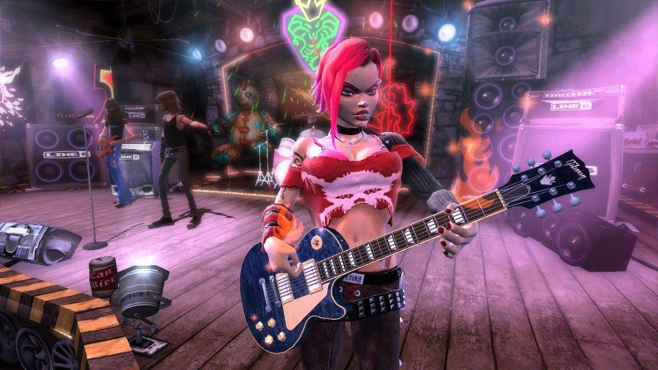 Guitar Hero III: Legends of Rock PlayStation 2