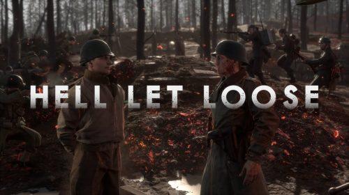 Hell Let Loose é anunciado para PlayStation 5 e chega em 2021