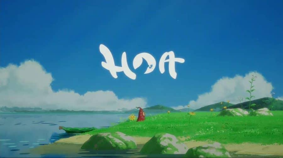 Hoa, um puzzle de plataforma, é anunciado para PS5 e PS4