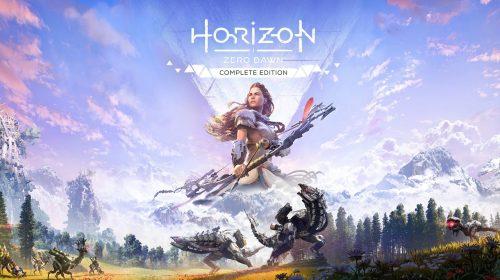Para o Digital Foundry, Horizon Zero Dawn com 60 FPS no PS5 é