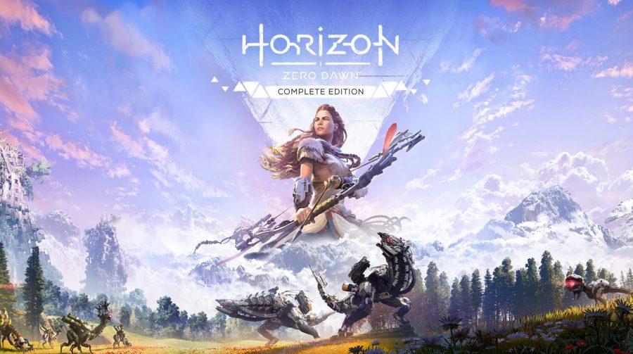Play At Home: Sony vai dar Horizon Zero Dawn e outros 9 jogos!