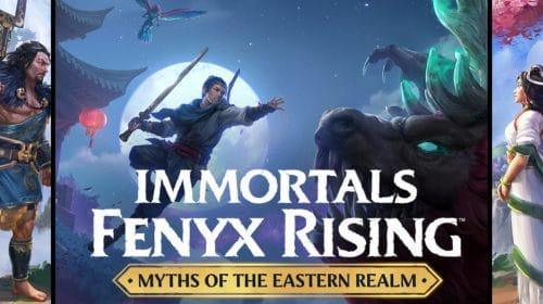 Novo DLC de Immortals Fenyx Rising tem