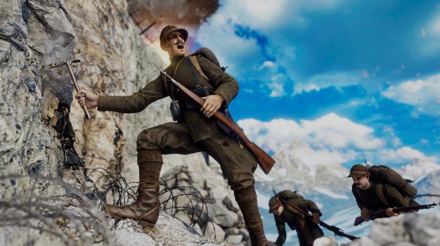 Isonzo, um shooter da Primeira Guerra Mundial, é anunciado para PS5 e PS4