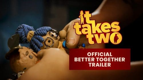 Novo trailer de It Takes Two foca no gameplay cooperativo