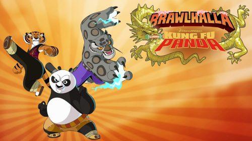 Ubisoft anuncia crossover entre Brawlhalla e Kung Fu Panda em 24 de março