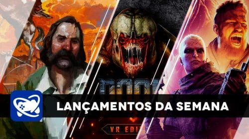 Confira os lançamentos da semana (29/03 a 02/04) para PS4 e PS5
