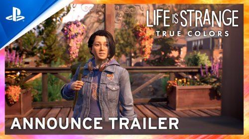Life is Strange: True Colors é anunciado e tem data para setembro