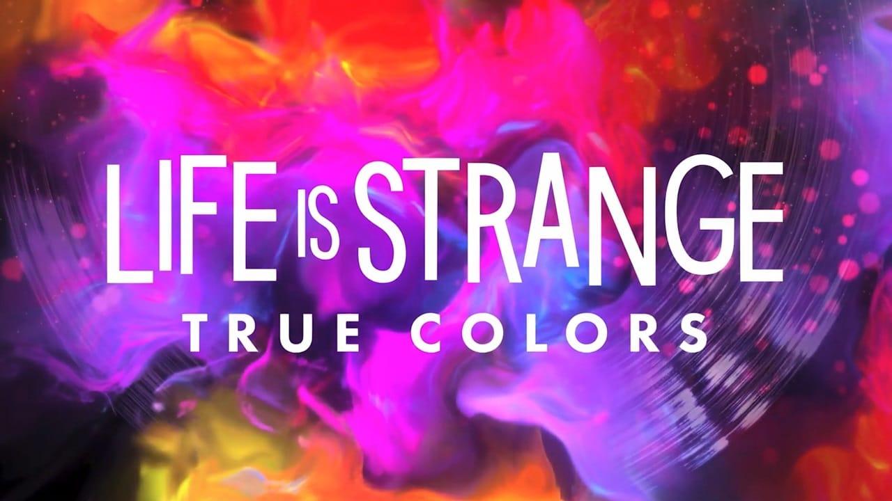 Capa oficial de Life is Strange: True Colors