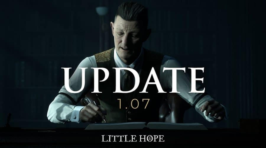 The Dark Pictures Little Hope: patch 1.07 corrige problemas no PS4 e PS5