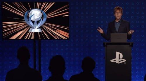 Mark Cerny, arquiteto do PS4 e PS5, é caçador de platinas nas horas vagas