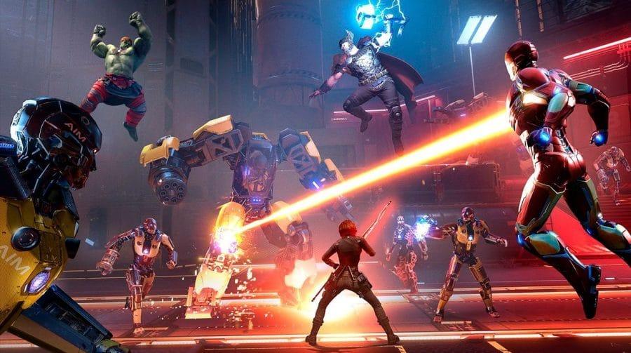 Crystal Dynamics explica mudança no sistema de XP de Marvel's Avengers