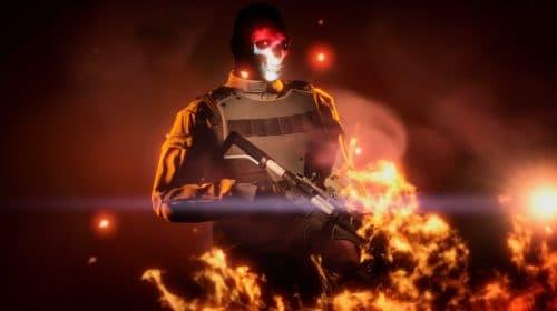 GTA Online oferece máscara emissiva caveira neon e bônus até o dia 17