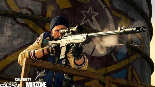Call of Duty Warzone: confira as melhores armas da 2ª Temporada