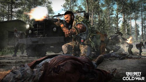 Treyarch investiga banimentos injustos no Zombies de Black Ops Cold War